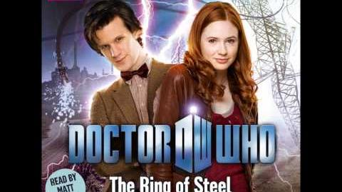 Doctor Who The Ring Of Steel Audio Book Sample