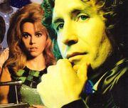 Jane Fonda Iris & Eighth Doctor
