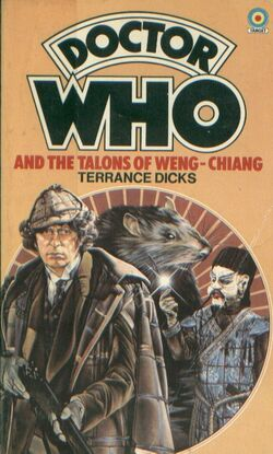 Talons of Weng-Chiang novel