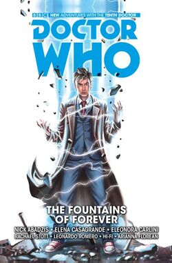 Fountains of forever graphic novel
