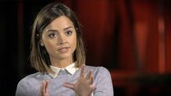 Jenna's Hardest Scene - Doctor Who Series 9