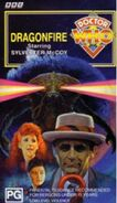 Dragonfire VHS Australian cover