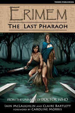 The Last Pharaoh cover