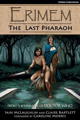 File:The Last Pharaoh cover.jpg