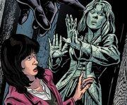 Sarah Jane Statue (Gaze of the Medusa)