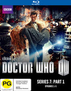 DW S7 P1 2012 Blu-ray Au