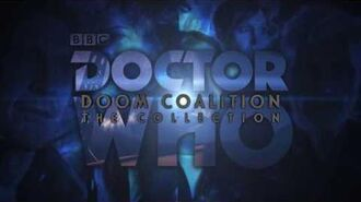 Doctor Who Doom Coalition - The Collection