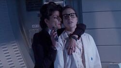 """Say Something Nice"" Osgood's Death - Death In Heaven - Doctor Who - BBC"