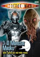 3D Monster Masks