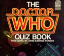 Doctor Who quiz books