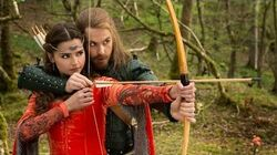 DOCTOR WHO Exclusive Inside Look at Ep 3 Robot of Sherwood - BBC AMERICA