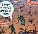 The Mutant Turnip (comic story)