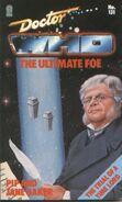 Ultimate Foe TOATL novel