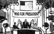 WhoForPresident