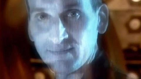A message from the grave - Doctor Who - The Parting of the Ways - Series 1 -BBC