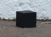 Cube on the Road