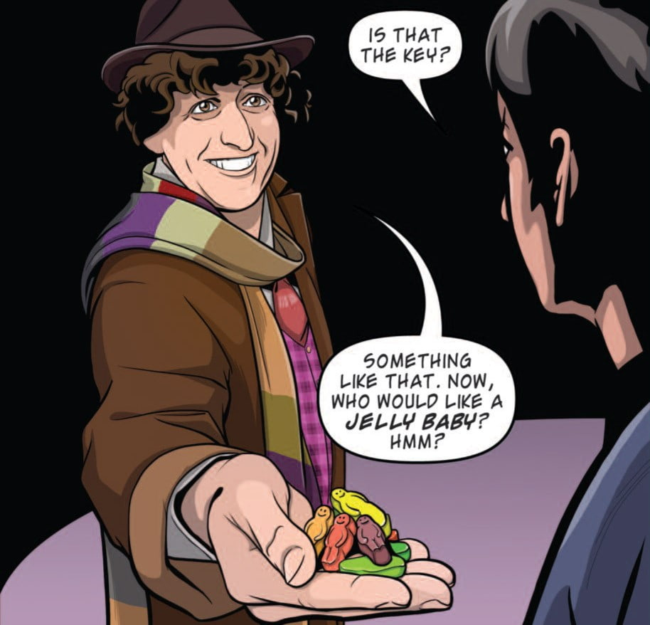 File:The Doctor offering jelly babies.jpg