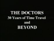 The Doctors 30 Years and Beyond title card