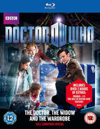 The Doctor, the Widow and the Wardrobe 2012 Blu-ray UK
