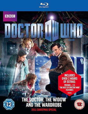 File:The Doctor, the Widow and the Wardrobe 2012 Blu-ray UK.jpg