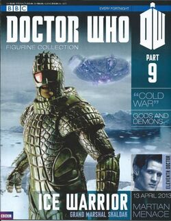 DWFG 09 Ice Warrior
