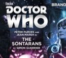 The Sontarans (audio story)