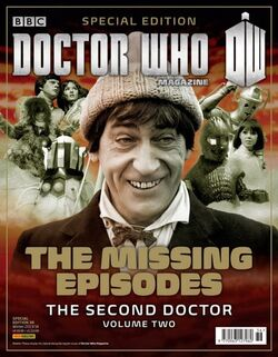 DWM SE 36 Missing Episodes The Second Doctor Volume Two