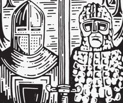 Sirgwain and the Green Knight (short story)