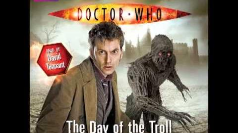 Doctor Who The Day of the Troll Unabridged