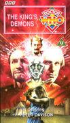The Kings Demons VHS UK cover
