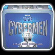 Cybermen CD tin