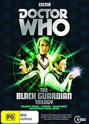 The Black Guardian Trilogy DVD box set Australian cover