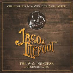 The Wax Princess cover