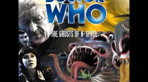 Doctor Who The Ghosts Of N space
