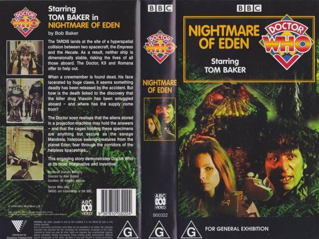 File:Nightmare of Eden VHS Australian folded out cover.jpg