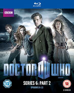 DW S6 P2 2011 Blu-ray UK