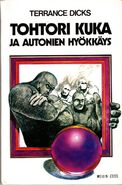 The Auton Invasion Finnish cover front