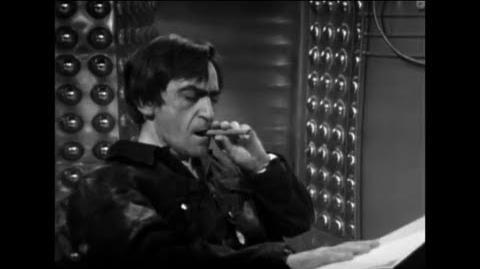 Salamander's secret bunker *SPOILERS* - Doctor Who - BBC