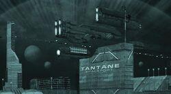 Tantane Spaceport