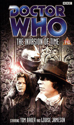 File:The Invasion of Time VHS UK cover.jpg