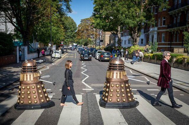 File:Abbey Road Doctor Who Spoof mini.jpg