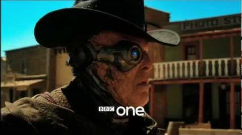 Doctor Who 'A Town Called Mercy' TV Trailer - Series 7 2012 Episode 3 - BBC One