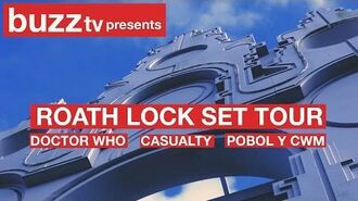 BBC Roath Lock Set Tour (Doctor Who, Casualty and Pobol y Cwm)