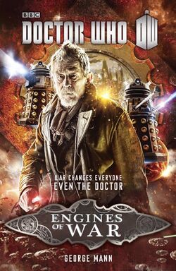 Doctor Who Engines of War George Mann