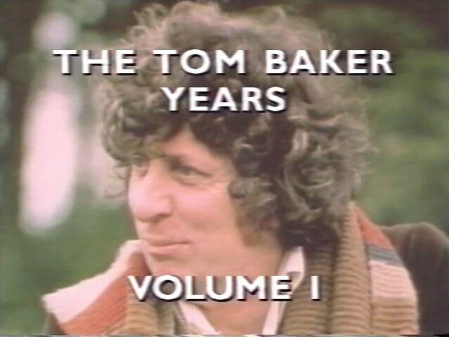 File:The Tom Baker Years Volume 1 title card.jpg