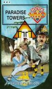 Paradise Towers VHS UK cover