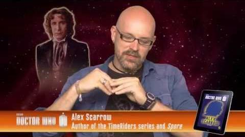 EXCLUSIVE - Alex Scarrow - Spore - Doctor Who eBook