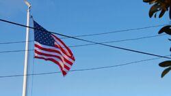 US flag (TMM)