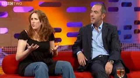 Who's Davros? - The Graham Norton Show - BBC Two