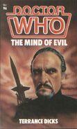 Mind of Evil novel